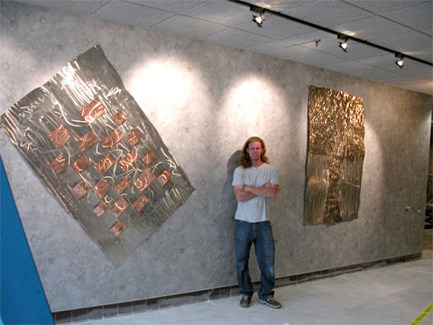 Jason Mernick, Jageaux and Metal Art